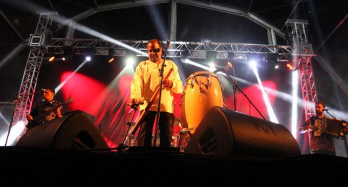 Música lusófona invadiu o Parque Urbano para um dia de FESTA