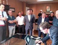 Hospital Dr. Francisco Zagalo assinou Protocolo de Colaboração com os Bombeiros Voluntários de Ovar