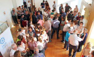 Visita à renovada Escola Oliveira Lopes marcou celebrações do aniversário da elevação de Válega a vila