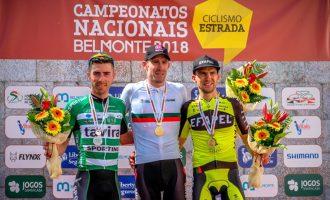 Ciclismo: Henrique Casimiro em terceiro nos campeonatos nacionais