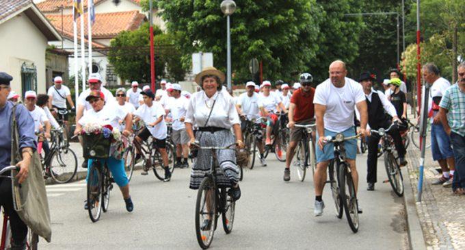 Associação dos Antigos Alunos da Escola Oliveira Lopes promoveu Passeio de Cicloturismo