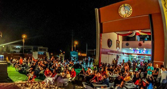 Aldeia do Carnaval voltou a abrir portas, para receber a quarta edição da Costa Summer Week