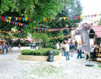 Jardim do Cáster voltou a abrir portas ao Festival do Pão-de-Ló de Ovar