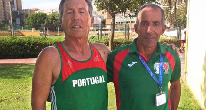 António Beça e João Pereira em destaque no Campeonato do Mundo de Veteranos