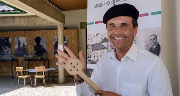 """Jorge Gabriel visitou a exposição """"Raízes e Rostos: Memórias de Escola"""""""