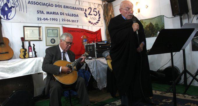 Associação dos Emigrantes de Santa Maria de Válega promoveu noite de fados de cariz solidário