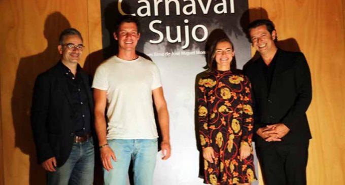 """Ovar vai receber as rodagens do filme """"Carnaval Sujo"""""""