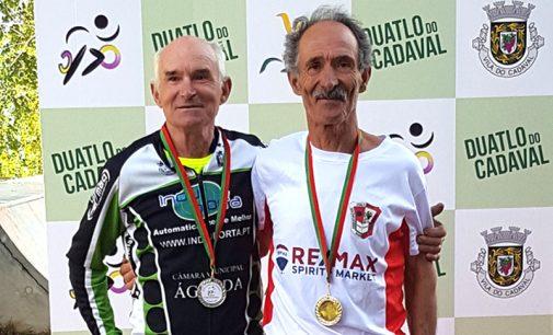Duatlo: Carlos Leite alcança 18º título nacional