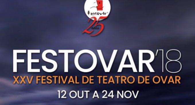 Festovar 2018: Casa da Contacto vai receber o XXV Festival de Teatro de Ovar