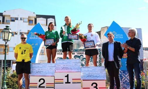 """Nuno Lopes e Catarina Ribeiro foram os grandes vencedores da 30ª edição da Meia Maratona """"Cidade de Ovar"""""""