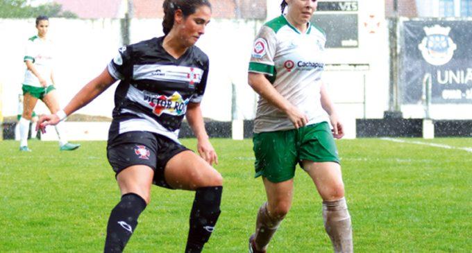 Ovarense conquistou a primeira vitória na Liga