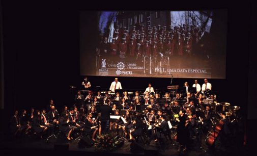 Banda Filarmónica Ovarense comemorou 207º aniversário no Centro de Arte de Ovar