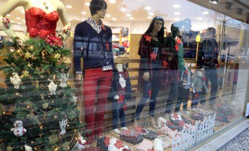 Concurso de Montras de Natal invade estabelecimentos comerciais de Ovar