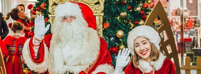 Centro Comercial Dolce Vita de Ovar promoveu iniciativas de Natal