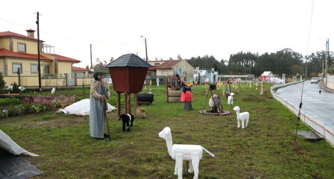 Maceda tem o maior presépio 'reciclado' do concelho de Ovar