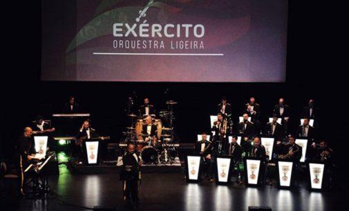 Centro de Arte de Ovar abriu portas para receber a Orquestra Ligeira do Exército