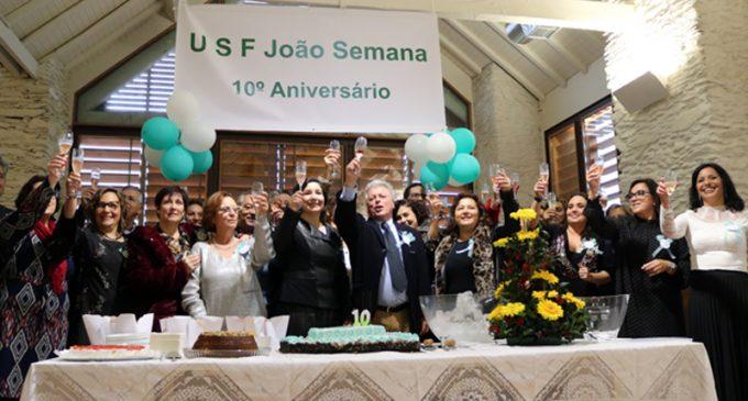 Unidade de Saúde Familiar João Semana celebrou 10 anos de prestação de cuidados de saúde