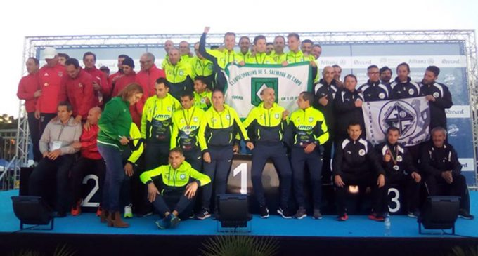 Atletismo: Paulo Gomes e António Fernandes sagraram-se Campeões Nacionais