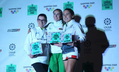 João Almeida e Juliana Silva foram os grandes vencedores da V São Silvestre de Ovar