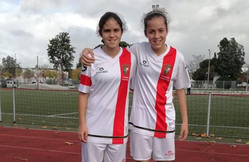 Leonor Sousa e Beatriz Duarte brilharam na seleção distrital