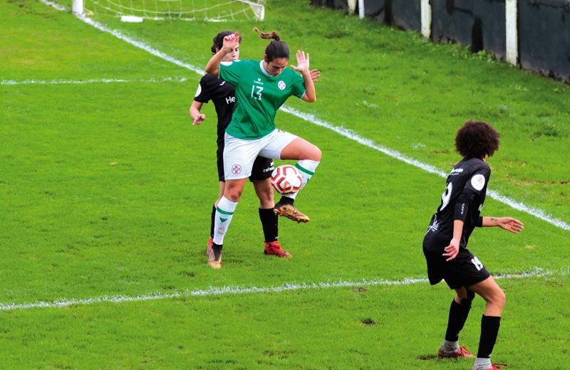 Ovarense segue em frente na Taça de Portugal