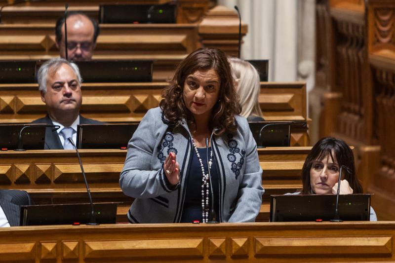 Carla Madureira perguntou ao Governo pelas intervenções no Furadouro