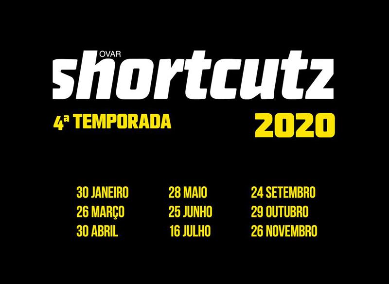 Shortcutz Ovar vai iniciar a 4ª temporada