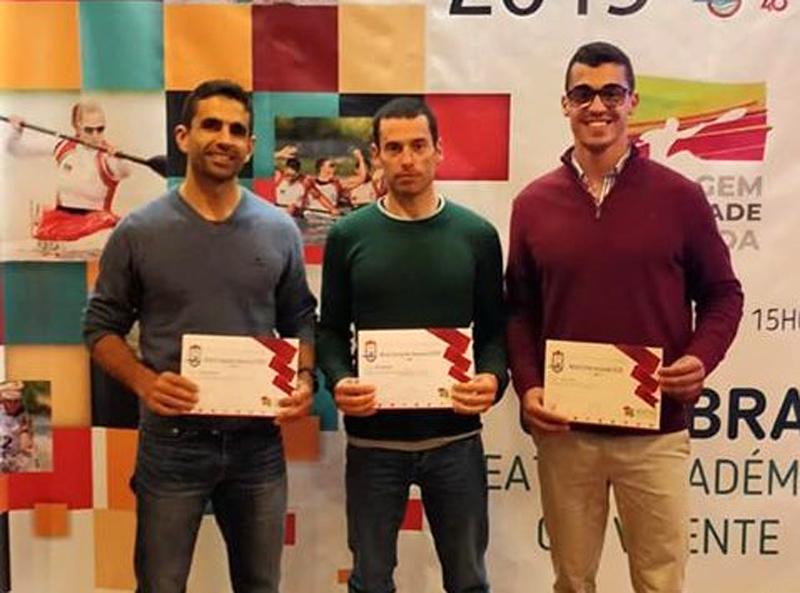 Igor Pinho, Rui Romão e Daniel Silva, distinguidos na Gala dos Campeões