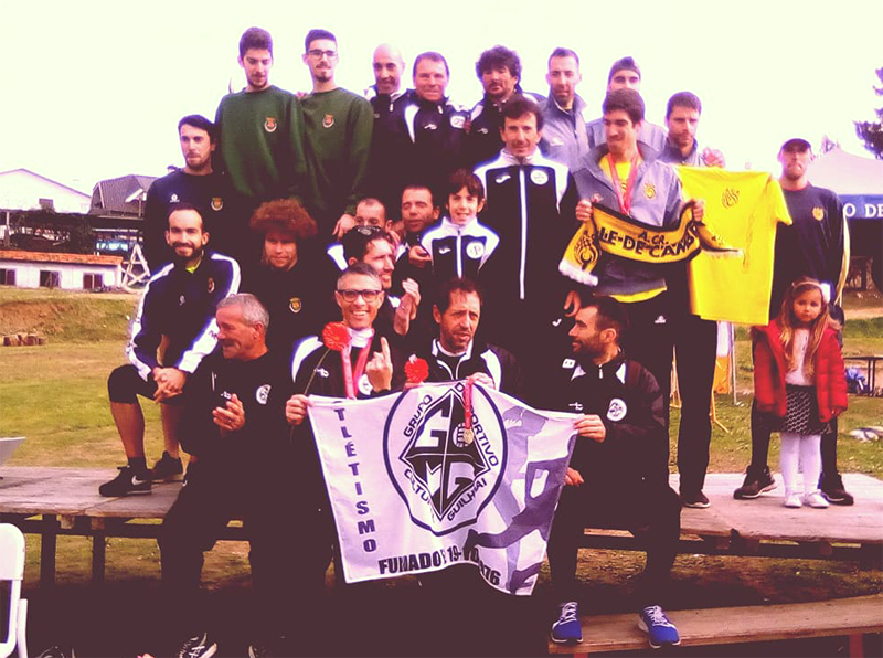 GDC de Guilhovai e Arada Atlético Clube triunfaram no distrital de corta-mato curto