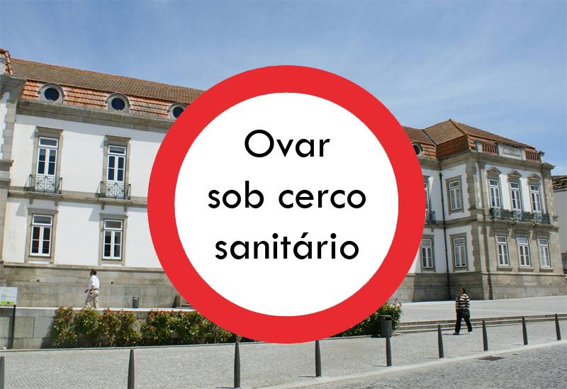 Governo decretou estado de calamidade no município de Ovar
