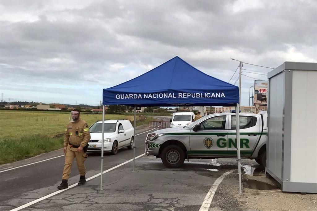 Ministério da Administração Interna reconhece empenho dos vareiros durante a cerca sanitária