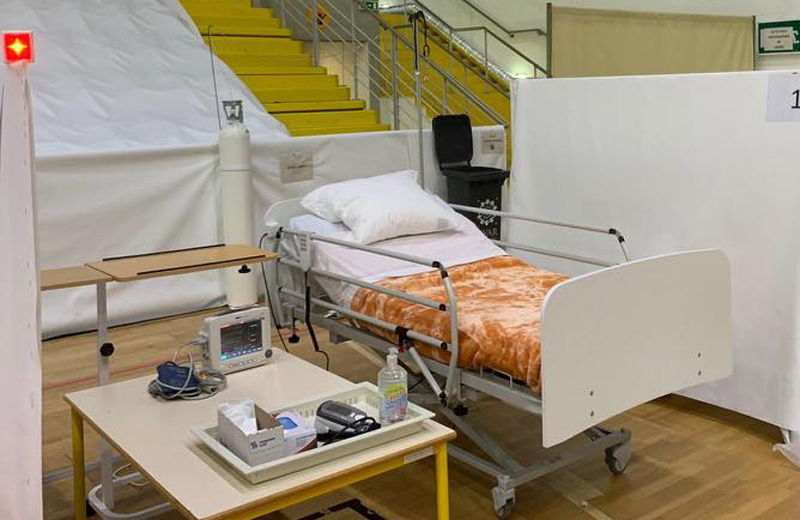 """Hospital """"Anjo d'Ovar"""" recebe, esta segunda-feira, os primeiros doentes"""