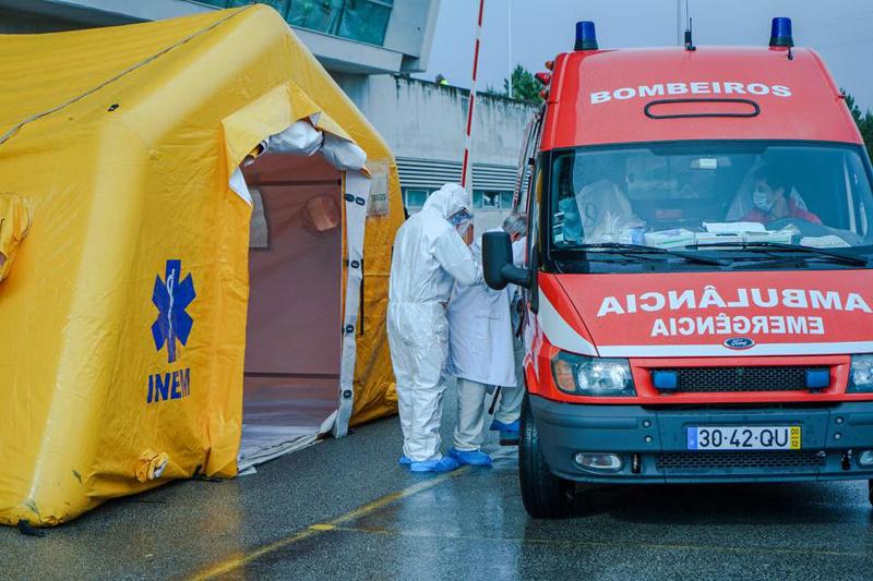 Hospital Anjo d'Ovar já recebeu os primeiros doentes