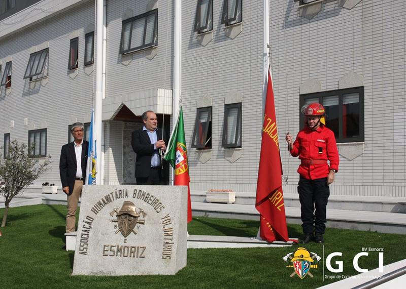 Bombeiros de Esmoriz assinalaram 89º aniversário da instituição