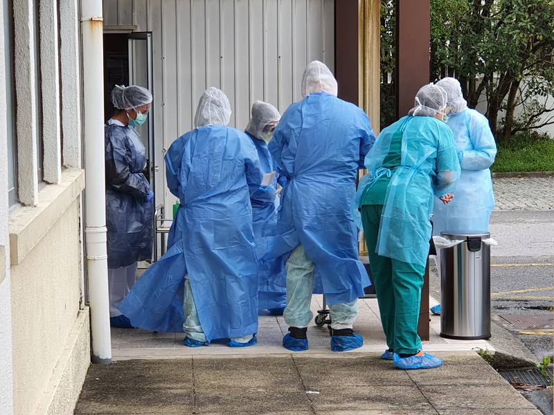 Hospital de Ovar já realizou 4000 testes à Covid-19
