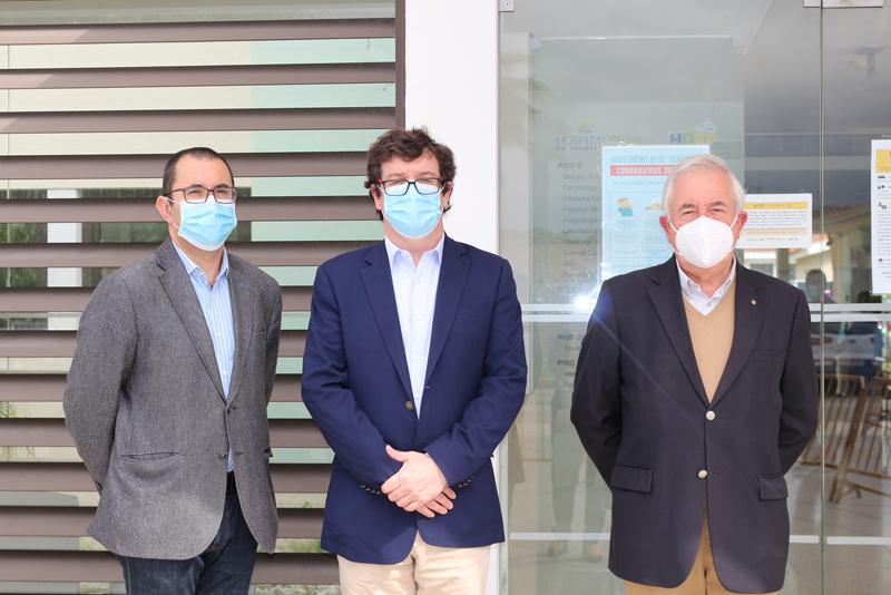 Rotary Club de Ovar doa 10 mil euros ao Hospital de Ovar, para apoiar no combate à Covid-19