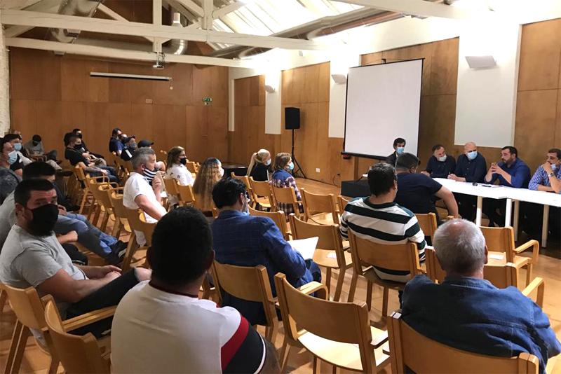 ADO Futebol: Sócios aprovam Contas e dirigentes acreditam na continuidade da Ovarense no Estádio Marques da Silva