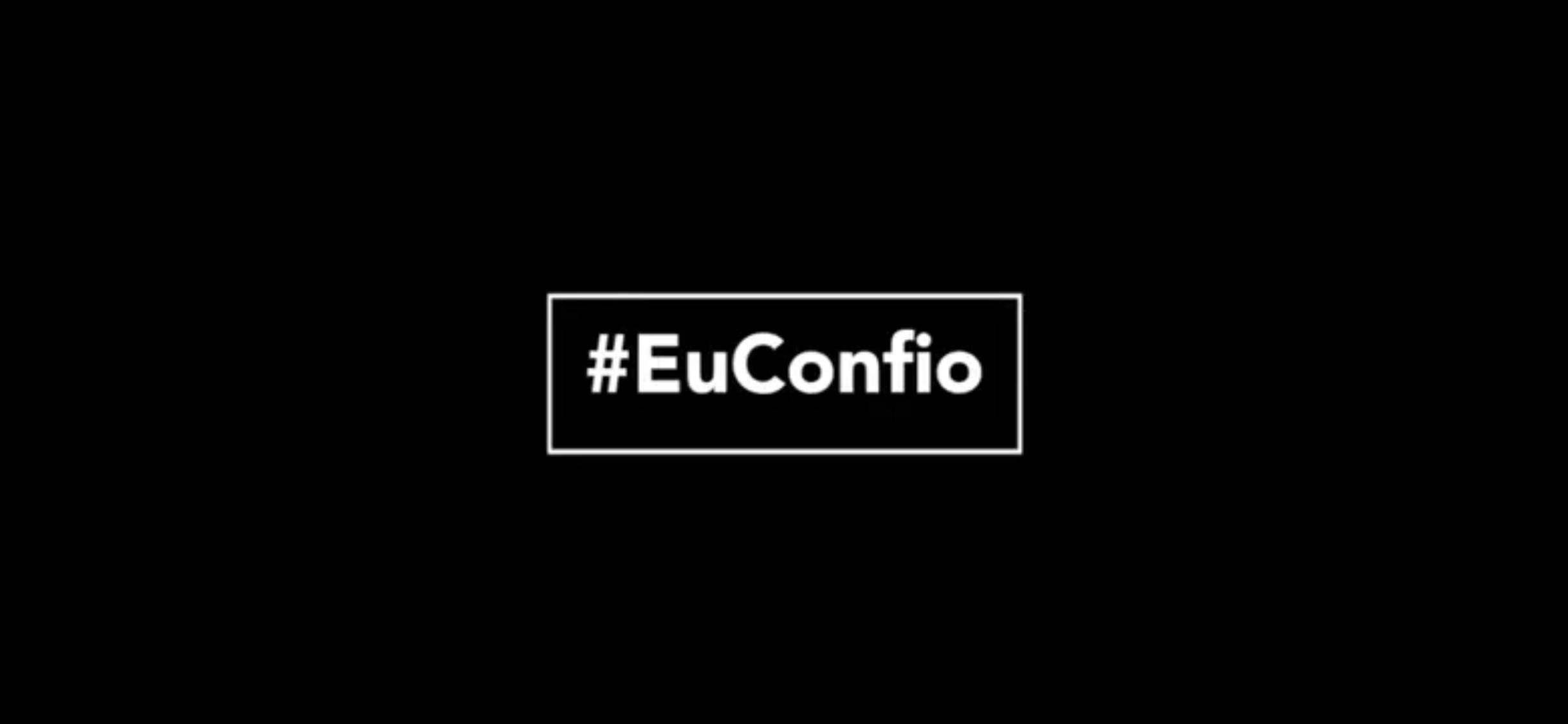 #EUCONFIO: Iva lamarão, Fernando Daniel e Hélder Reis 'dão a cara' por Ovar