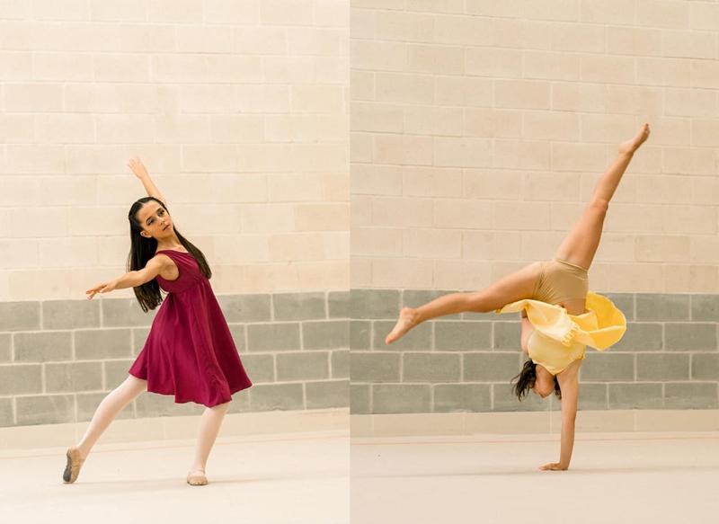 """Diana Silva e Francisca Figueiredo asseguraram qualificação para o """"All Dance Internacional"""""""