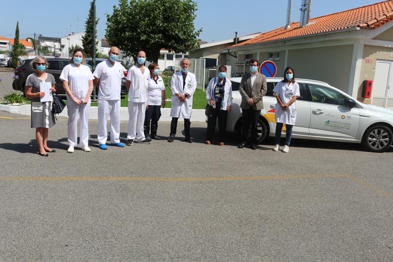 Hospital de Ovar celebra protocolo de cooperação com IPSS