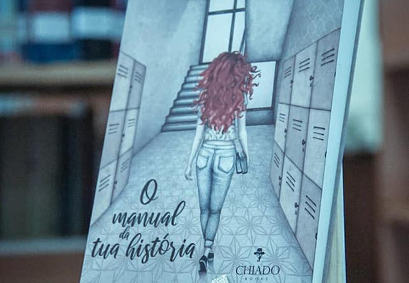 """Leonor Malaguerra lança """"O Manual da Tua História"""""""