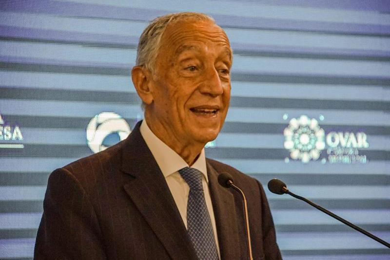 Presidente da República vai agraciado com a Medalha de Ouro do Município de Ovar