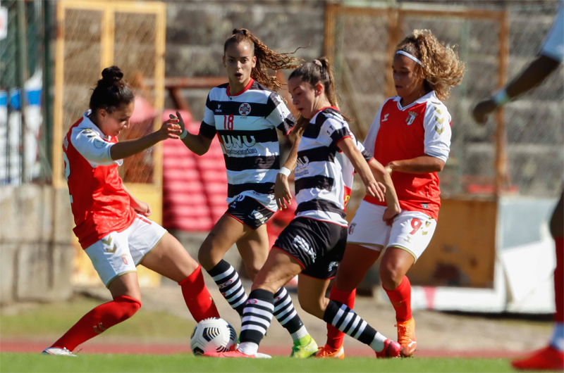 Futebol: Alvinegras 'encaixam' derrota em Braga