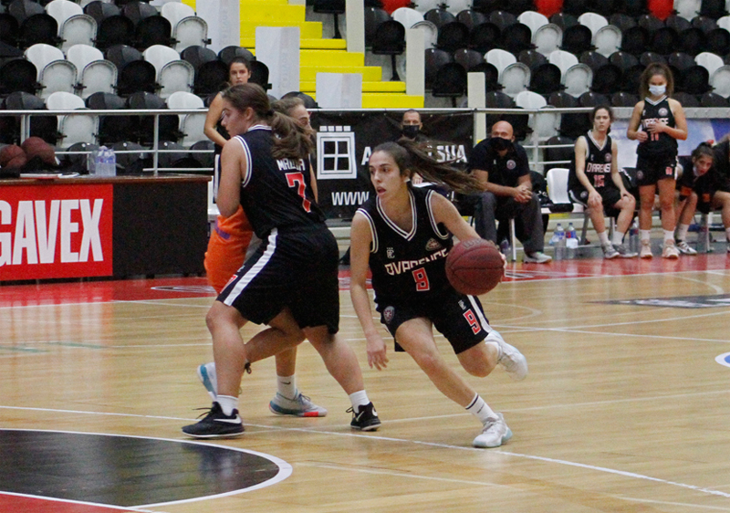 Basquetebol feminino: Alvinegras perderam na Maia
