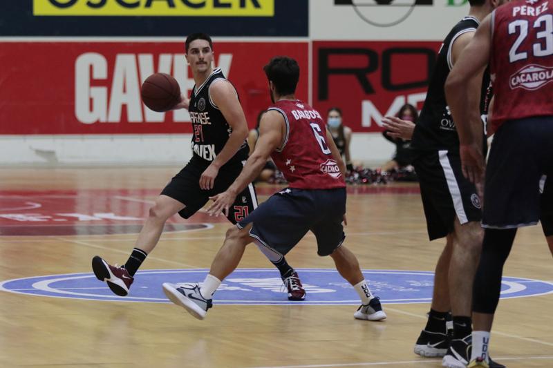 Basquetebol: Ovarense 'encaixou' derrota no arranque do campeonato