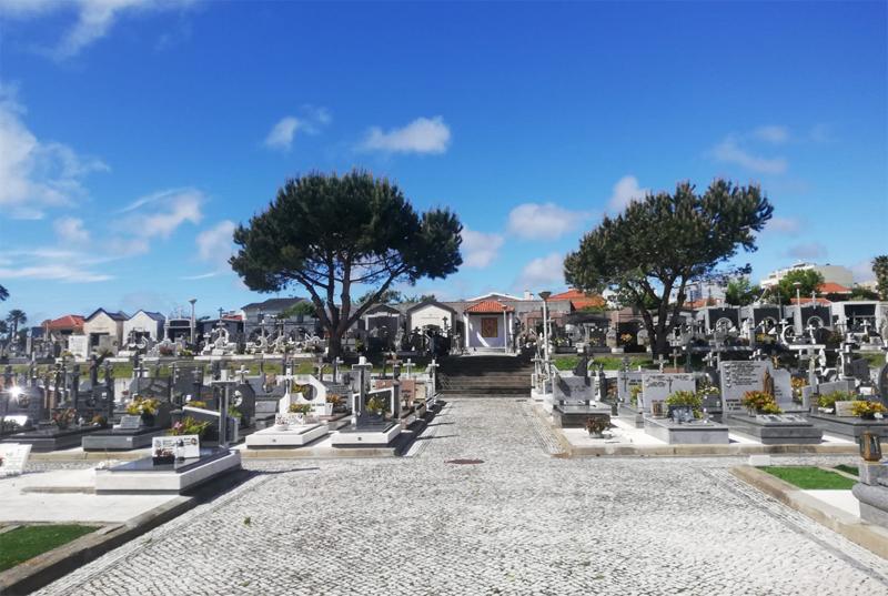 Cemitérios do município de Ovar encerram a 31 de outubro e 1 de novembro