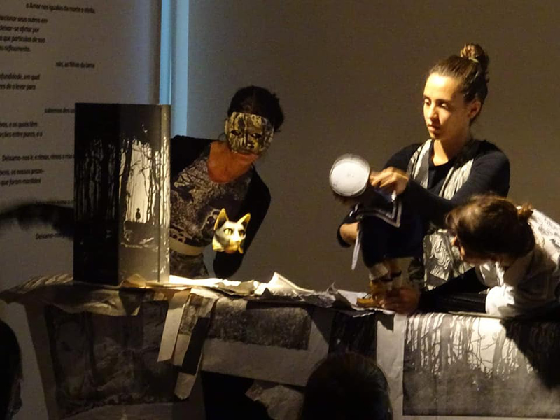 EdGarpa esgotou sessões no Museu Júlio Dinis