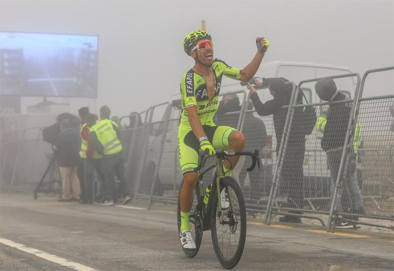 Efapel animou a Volta a Portugal com duas vitórias em etapas