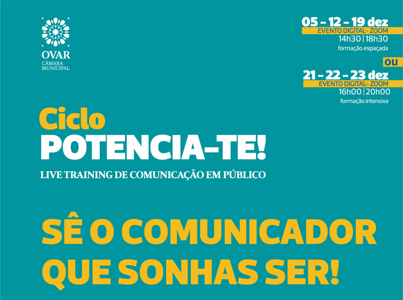 Câmara de Ovar estimula jovens a desenvolverem competências de comunicação