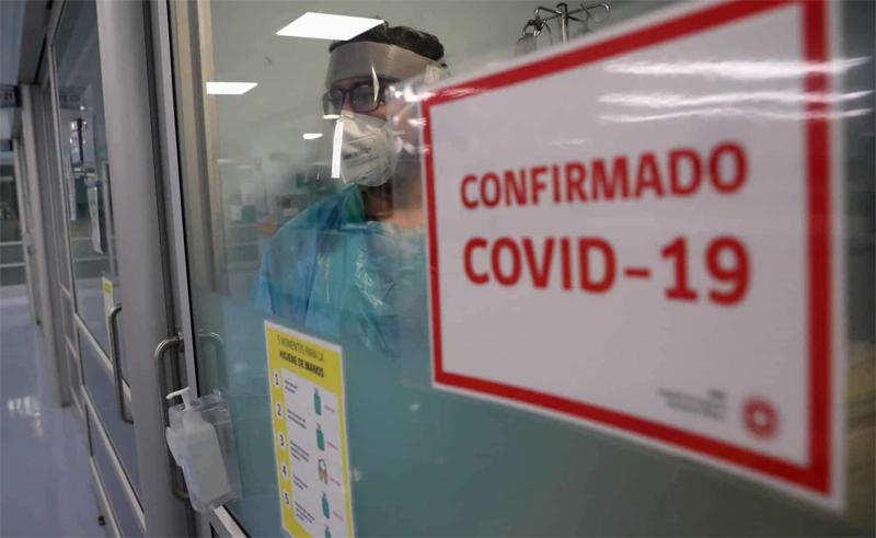 Covid-19: Concelho de Ovar tem dois casos de reinfeção
